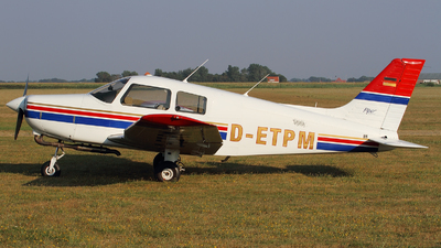 D-ETPM - Piper PA-28-161 Cadet - Private