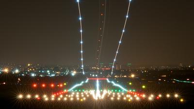 EGBB - Airport - Runway