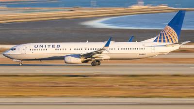 A picture of N68817 - Boeing 737924(ER) - United Airlines - © KenKen Huang