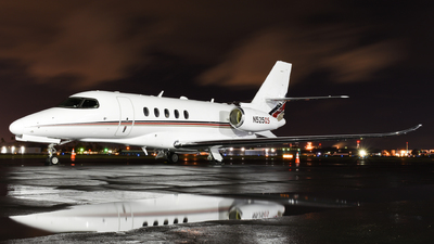 N525QS - Cessna Citation Latitude - NetJets Aviation