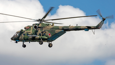 RF-04432 - Mil Mi-8AMTSh Hip - Russia - Air Force