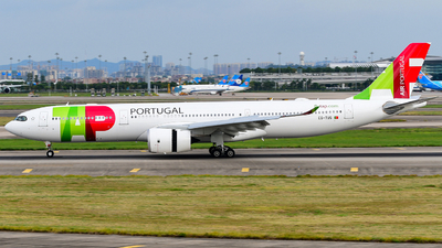 A picture of CSTUS - Airbus A330941 - TAP Air Portugal - © songxiuming