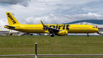 N674NK - Airbus A321-231 - Spirit Airlines