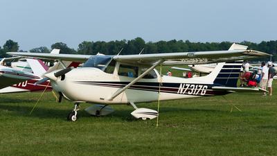 N7317G - Cessna 172K Skyhawk - Private