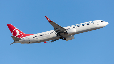 TC-JYG - Boeing 737-9F2ER - Turkish Airlines
