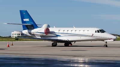 N998G - Cessna 680 Citation Sovereign - Private