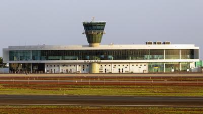 SBMG - Airport - Terminal