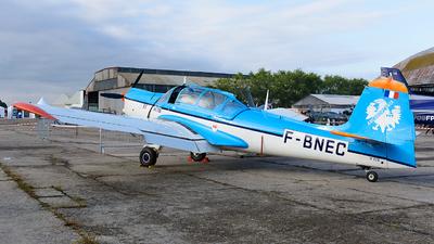 F-BNEC - Morane-Saulnier MS-733 Alcyon - Private