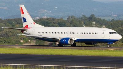 N853AT - Boeing 737-436 - British Airways
