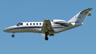 D-IVVB - Cessna 525A CitationJet 2 Plus - Atlas Air Service