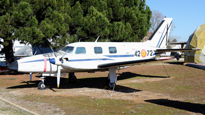 E.18-3 - Piper PA-31P-425 Pressurized Navajo - Spain - Air Force