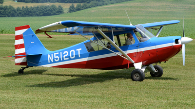 N5120T - Champion 7ECA Citabria - Private