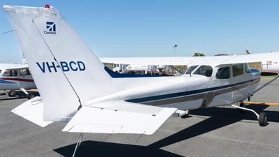 A picture of VHBCD - Cessna 172RG Cutlass RG - [172RG0146] - © Ben Long
