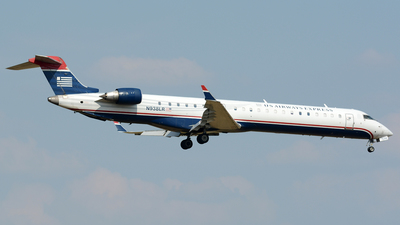 N938LR - Bombardier CRJ-900ER - US Airways Express (Mesa Airlines)