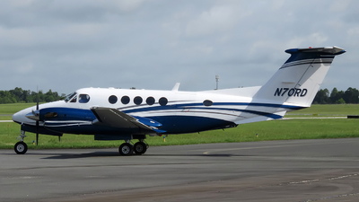 N70RD - Beechcraft 200 Super King Air - Private