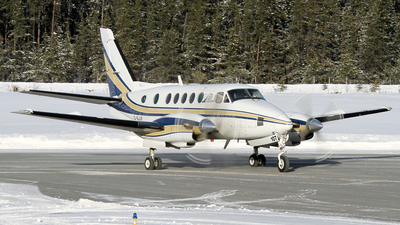 C-GJJF - Beechcraft A100 King Air - Propair