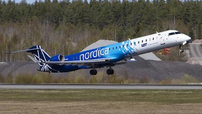 ES-ACG - Bombardier CRJ-900LR - Nordica