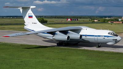 RF-86048 - Ilyushin IL-76M - Russia - Air Force