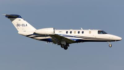 OO-CLA - Cessna 525 Citationjet CJ4 - Luxaviation