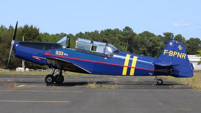 F-BPNR - Zlin 526 - Private