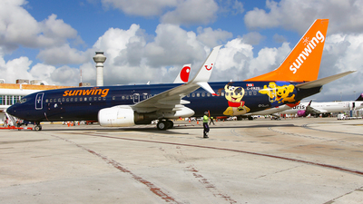 C-FRZG - Boeing 737-8K5 - Sunwing Airlines