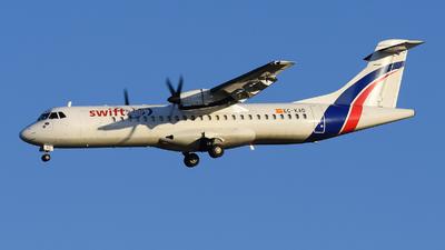 EC-KAD - ATR 72-202 - Swiftair