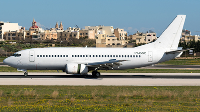 LY-GGC - Boeing 737-3Q8 - Ellinair (Grand Cru Airlines)