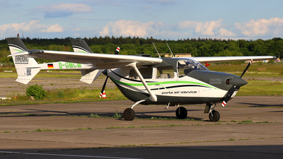 D-GMCM - Reims-Cessna F337E Super Skymaster - Private