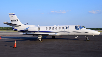 A picture of N860CR - Cessna 560 Citation Ultra - [5600500] - © Agustin Anaya