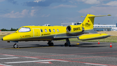 D-CEXP - Gates Learjet 35A - Air Alliance
