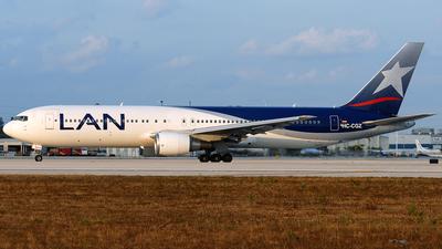 HC-CGZ - Boeing 767-3Q8(ER) - LAN Ecuador