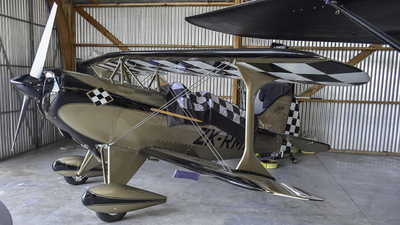ZK-RMR - Pitts S-1 Special - Private