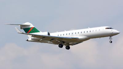 LX-ZAK - Bombardier BD-700-1A10 Global 6000 - Global Jet Luxembourg
