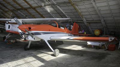 ZK-CAZ - Vans RV-6 - Private
