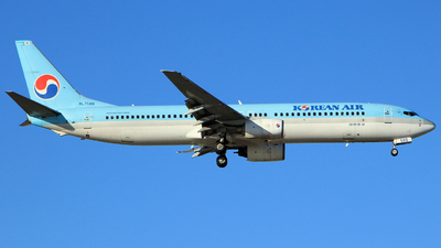HL7599 - Boeing 737-9B5 - Korean Air