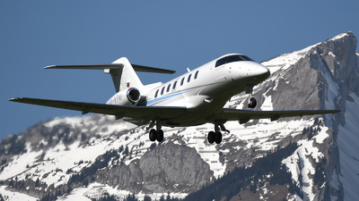 HB-VTM - Pilatus PC-24 - Private