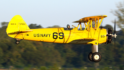 N4602N - Boeing A75N Stearman - Private