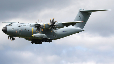 A picture of ZM406 - Airbus A400M -  - © Nigel Fenwick