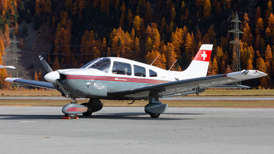 HB-POX - Piper PA-28-181 Archer II - Albis Wings