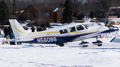N56088 - Piper PA-32-300 Cherokee Six - Private