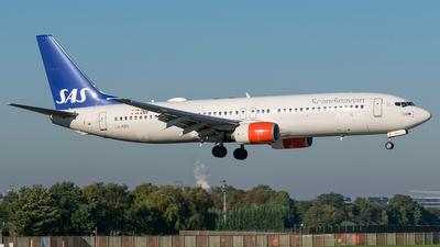 LN-RRS - Boeing 737-883 - Scandinavian Airlines (SAS)