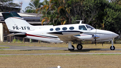 PR-XFR - Cessna 401A - Private
