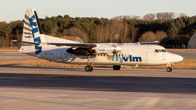 A picture of PHVLM - Fokker 50 - Southern Cross International - © Stian Haabeth