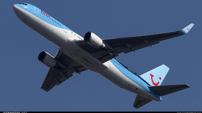 PH-OYI - Boeing 767-304(ER) - Arke