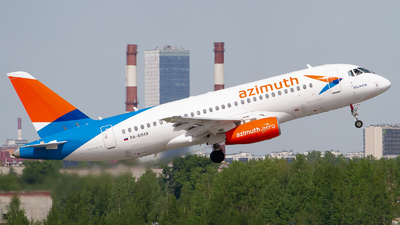 RA-89149 - Sukhoi Superjet 100-95B - Azimuth Airlines
