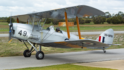 VH-WFN - De Havilland DH-82A Tiger Moth - Private