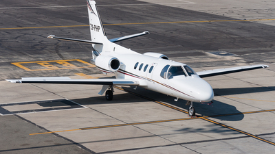 ZS-PHP - Cessna 501 Citation SP - Private