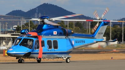 A picture of JA139F - AgustaWestland AW139 - [41373] - © T.Tanaka