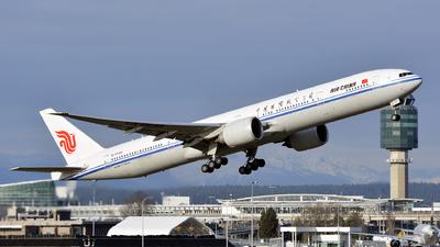 B-2088 - Boeing 777-39LER - Air China