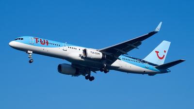 G-OOBG - Boeing 757-236 - TUI
